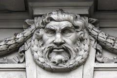 Зевс бога стоковое изображение