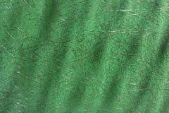 Зеленая абстрактная пластмасса со стеклотканью стоковое фото rf