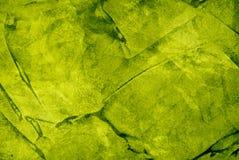 зеленая акварель Стоковое фото RF