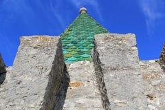 Зеленая башня Стоковые Фото