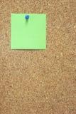 зеленая бумага Стоковое Изображение RF