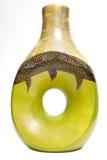 Зеленая ваза Стоковые Фотографии RF