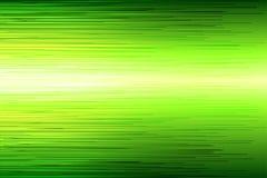 Зеленая высокоскоростная линия предпосылка конспекта Стоковая Фотография RF