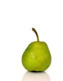 зеленая груша Стоковые Фото