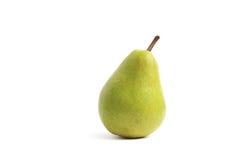 зеленая груша Стоковое Изображение RF