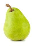 зеленая груша Стоковое Изображение