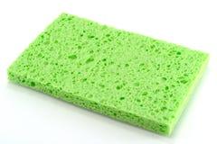 зеленая губка Стоковые Фото