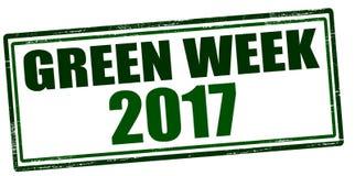 Зеленая неделя две тысячи 17 Стоковые Изображения RF