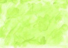 Зеленая необыкновенная предпосылка для создавать планы дизайна Стоковые Фотографии RF