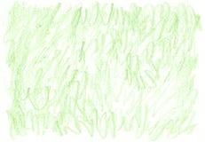 Зеленая органическая естественная предпосылка с текстурой угля grunge карандаша eco Стоковые Изображения RF