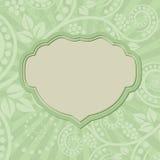 Зеленая предпосылка Стоковое Изображение RF