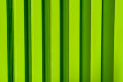 Зеленая стена металла Стоковое фото RF