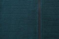 зеленая текстура тканья Стоковое Изображение RF