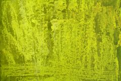 зеленая текстура grunge Стоковые Изображения