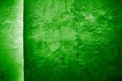зеленая текстура grunge Стоковые Изображения RF