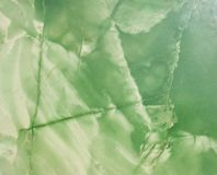 Зеленая текстура marbel Стоковые Фотографии RF