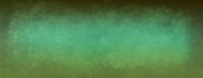 Зеленая текстурированная предпосылка рождества с винтажной текстурой, старой текстурированной бумагой или стеной иллюстрация вектора