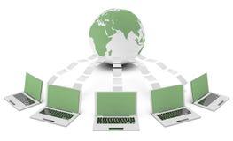 зеленая технология иллюстрация вектора