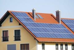 Зеленая энергия Стоковое Изображение RF