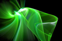 зеленое движение Стоковое фото RF