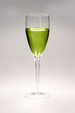 зеленое масло Стоковые Изображения RF