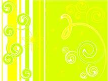 зеленое настроение Стоковые Изображения