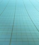 зеленое подкрашиванное металлическое решетки Стоковые Фотографии RF