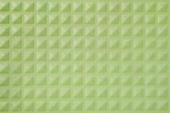 Зеленое покрытие металла стоковое изображение