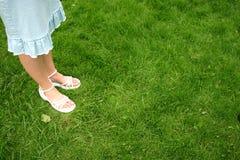 зеленое положение Стоковые Фото