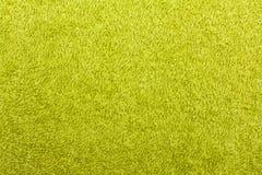 зеленое полотенце Стоковые Изображения RF