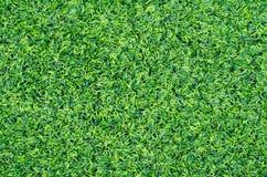 Зеленое синтетическое поле спортов травы Стоковая Фотография