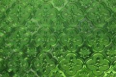 Зеленое стекло Стоковые Фото