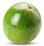 Зеленое Passionfruit Стоковые Фото