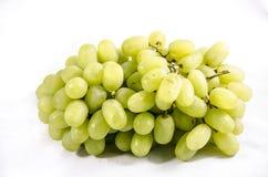 Зеленые виноградины в пуке Стоковое Изображение