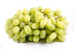 Зеленые виноградины в пуке Стоковое Изображение RF