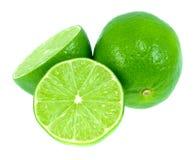 зеленые известки Стоковые Изображения