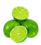 Зеленые известки Стоковое Фото