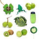 зеленые изображения стоковая фотография