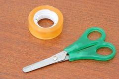 зеленые ножницы стоковое фото rf