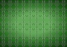 зеленые обои Стоковая Фотография RF