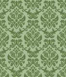 зеленые обои иллюстрация вектора