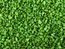 зеленые утесы Стоковая Фотография