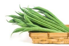 Зеленые фасоли Стоковое Фото