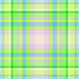 зеленый безшовный желтый цвет вектора Стоковая Фотография