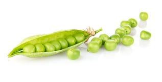 Зеленый горох Стоковые Изображения RF