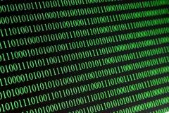 зеленый интернет Стоковые Изображения RF