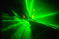 Зеленый конспект Стоковые Фотографии RF