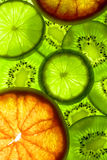 зеленый красный цвет Стоковое Изображение