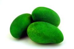 зеленый манго Стоковые Фото