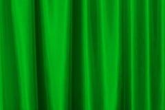 зеленый материал Стоковая Фотография RF